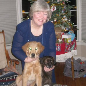 Duffy, Teddy And Me On New Years Eve